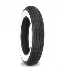 10-3.50 DURO White Wall Tubeless